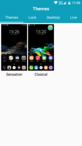 Oukitel K6000 Pro Theme App