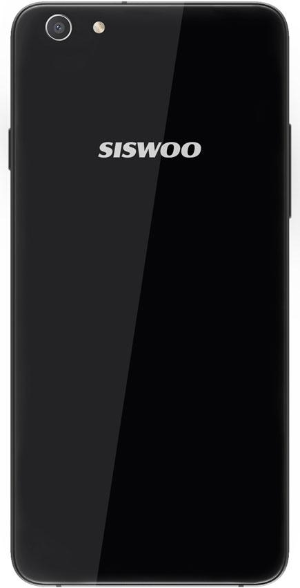 Siswoo I8 Panther Rückseite