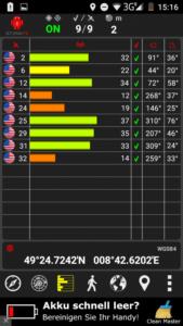 Blackview A5 GPS Test Fix (4)