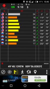 Uhans S1 GPS Test Fix