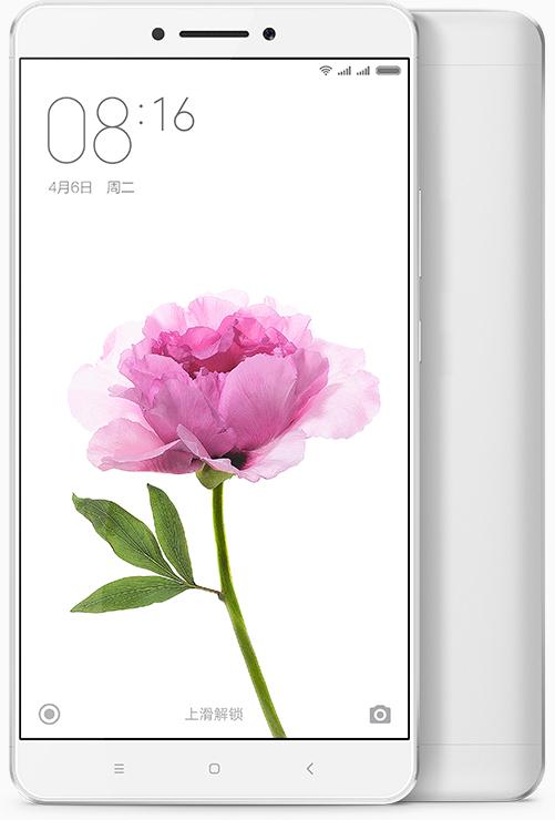Xiaomi mi max Grau test