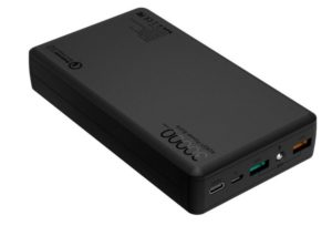 Aukey 30000mAh Powerbank Test Quick Charge 3