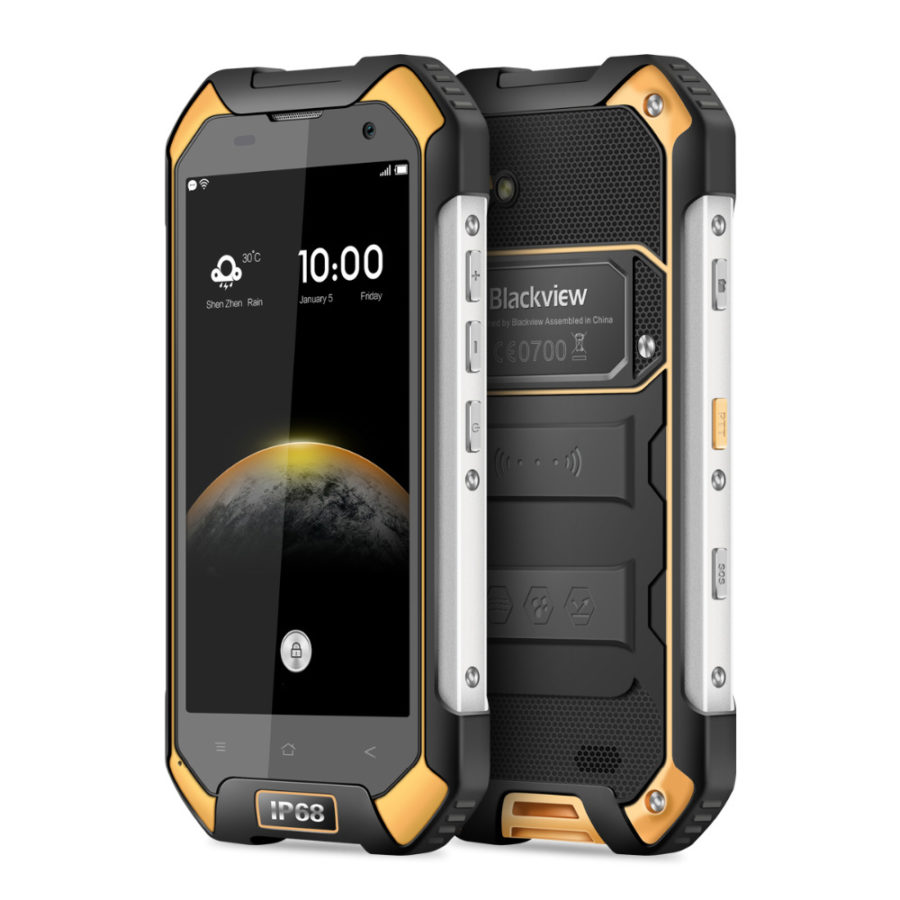 Blackview BV6000 test testbericht review
