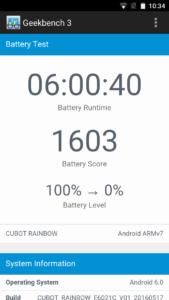 Cubot Rainbow Benchmarks 5 169x300