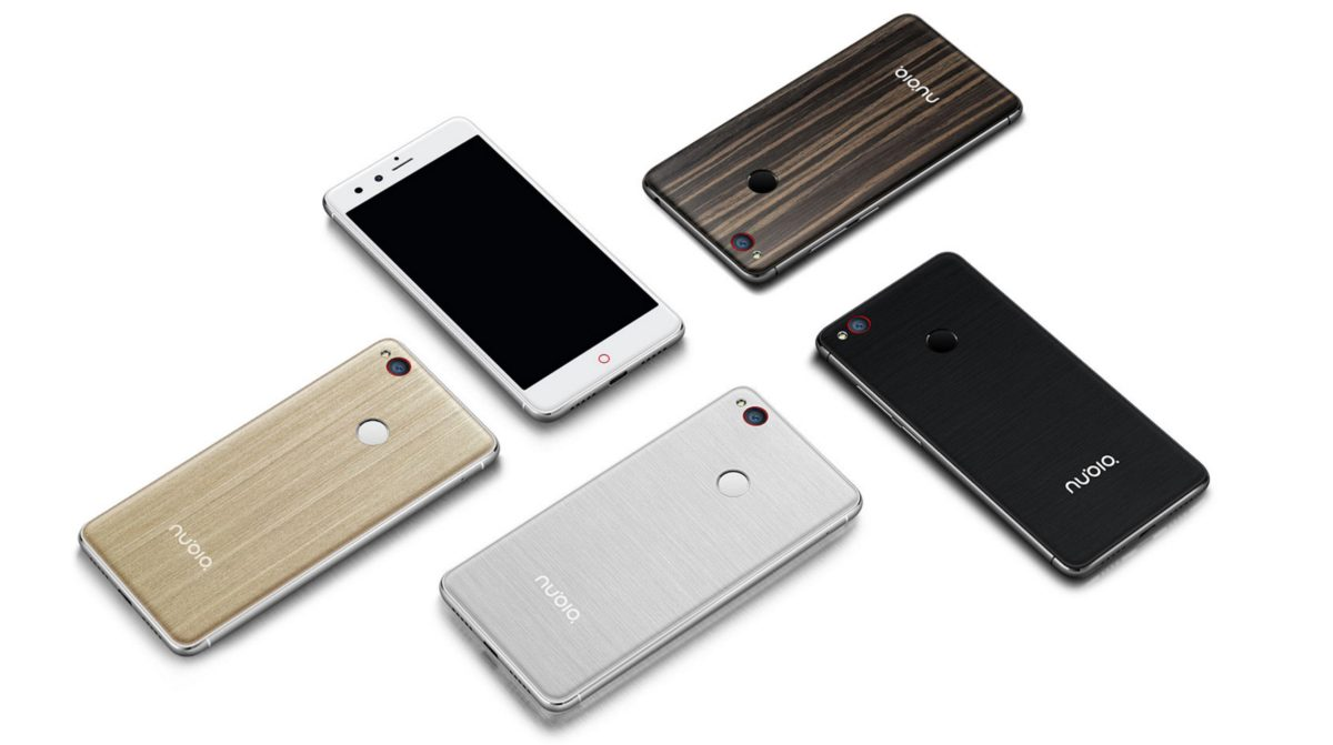 Nubia Z11 Mini Backcovers
