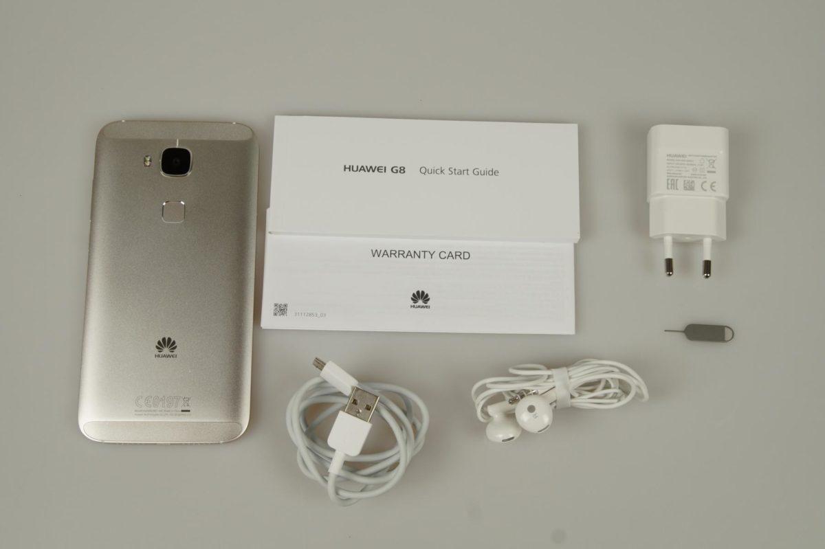 Huawei GX8 Lieferumfang