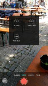 Le One Pro Kamera App (2)