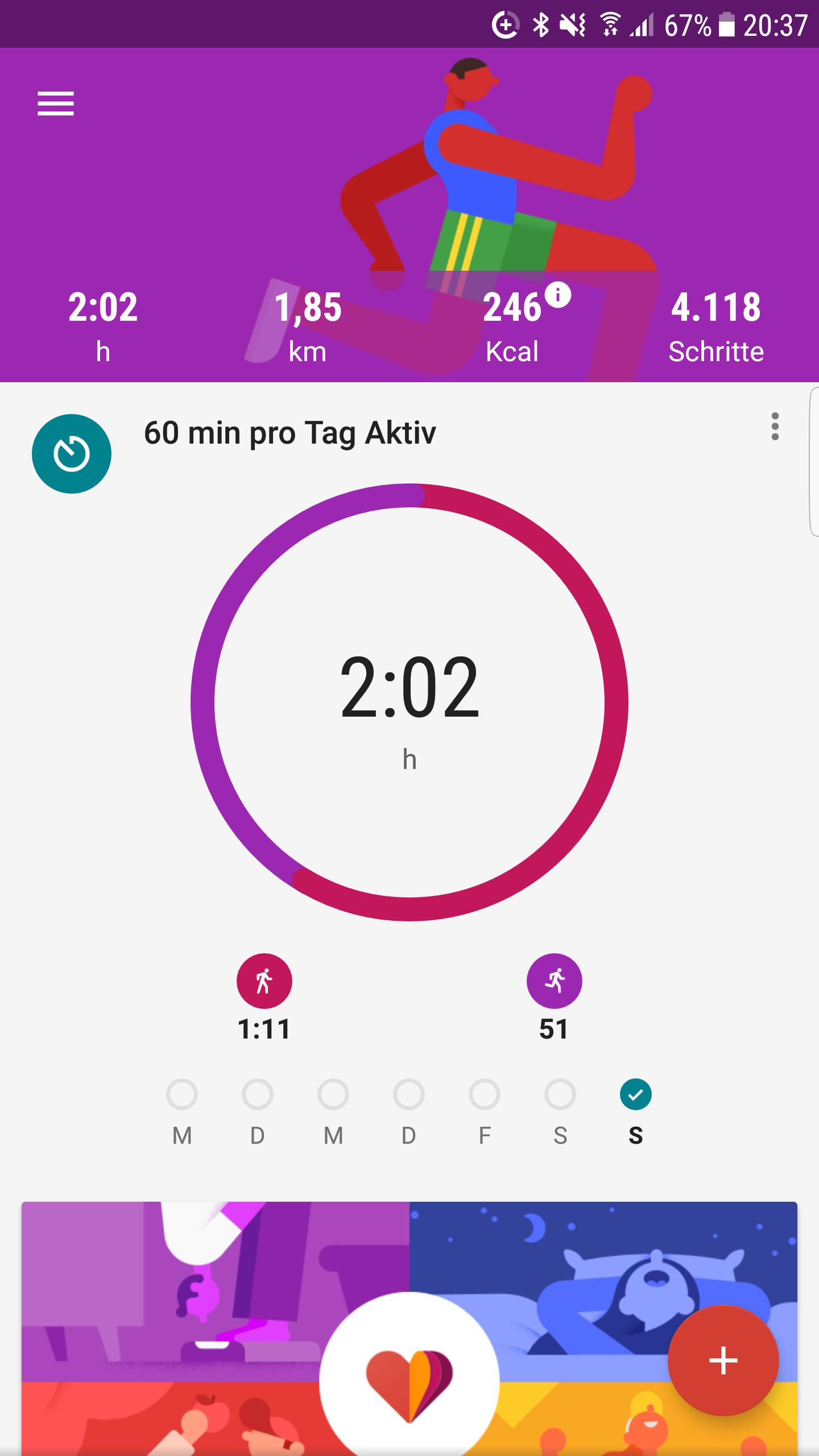 Mi Band 2 Update Google Fit 1
