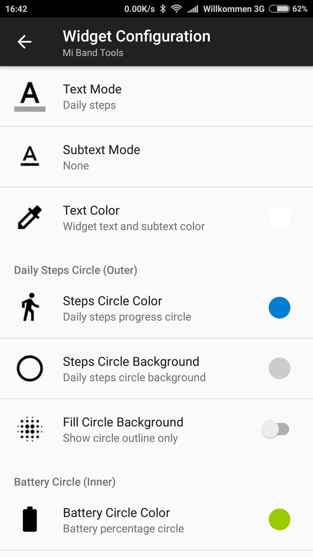 Mi Band 2 Update MiBandTools 4