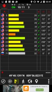 ZTE Blade V7 GPS Test Testbericht