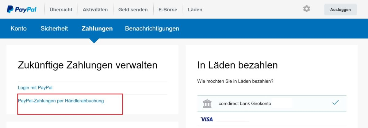 Paypal Wechselkurs umgehen 1