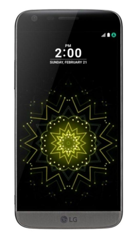 LG G5 Titel