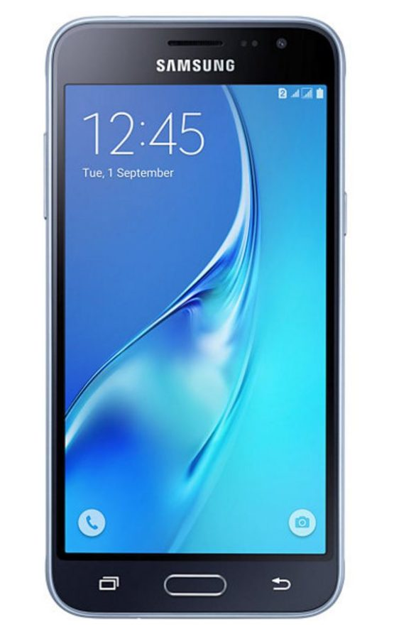 Samsung J3 Duos Titel