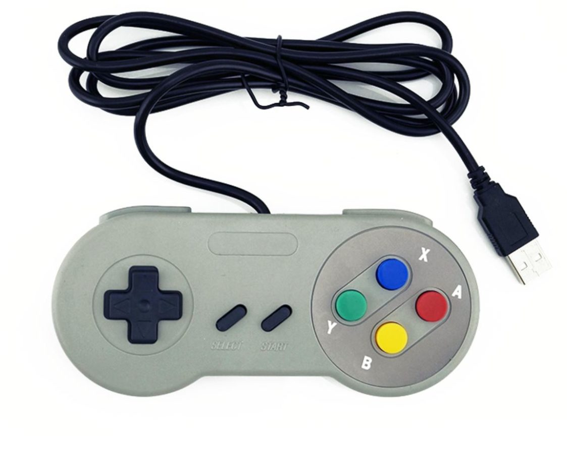 SNES USB Gamepad