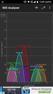 Ulefone Metal WLAN Empfang