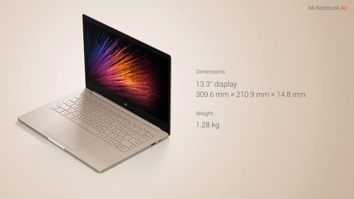 Xiaomi MI Notebook Air vorgestellt  Laptop mit super Preis/Leistung!?