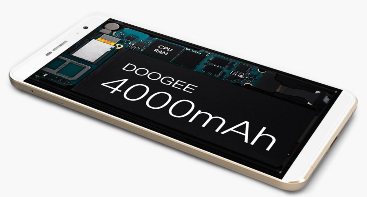Doogee F7 Pro Battery