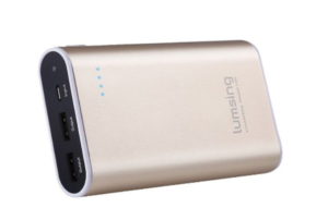 Lumsing Power Bank Angebot