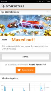 Xiaomi Redmi Pro 3DMark 3 169x300