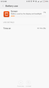 Xiaomi Redmi Pro Akkulaufzeit (2)