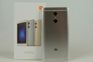 Xiaomi Redmi Pro Design Verarbeitung (4)
