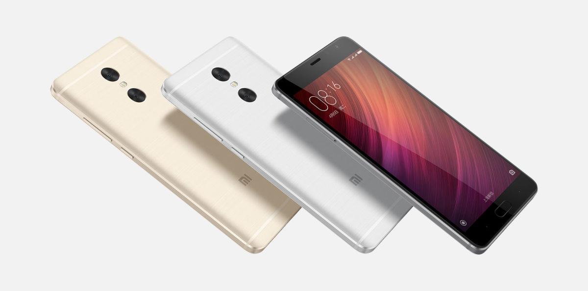Xiaomi Redmi Pro Farben 1200x595