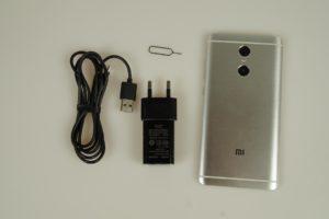 Xiaomi Redmi Pro Lieferumfang 300x200