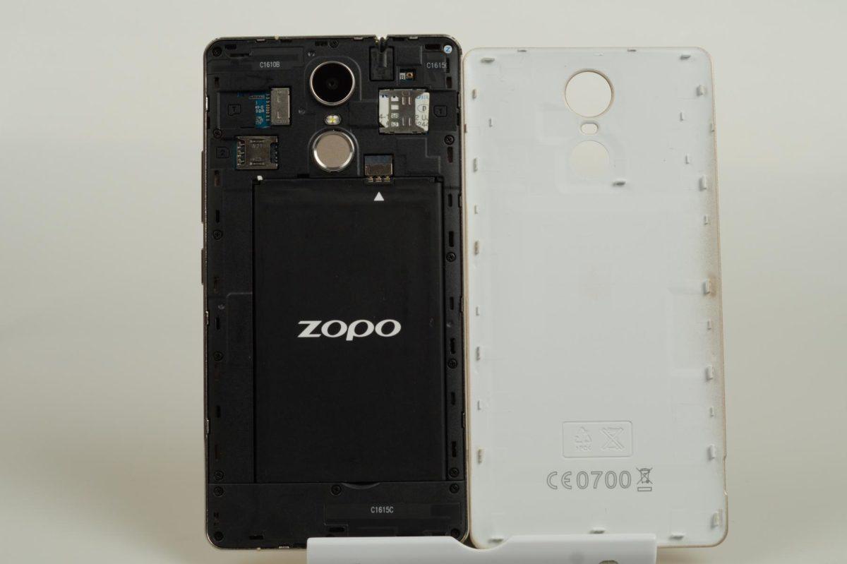 ZOPO Color F2 Netz und Empfang (1)