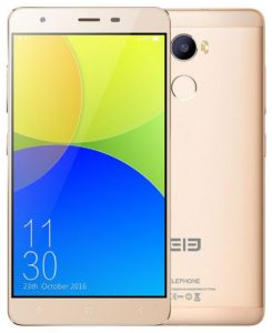 Elephone C1 Gold 245x300