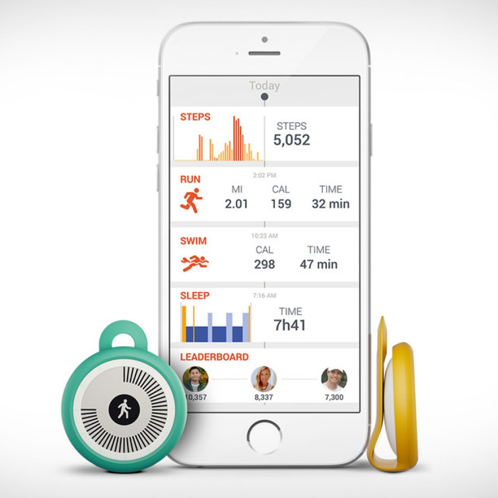 Withings go app2