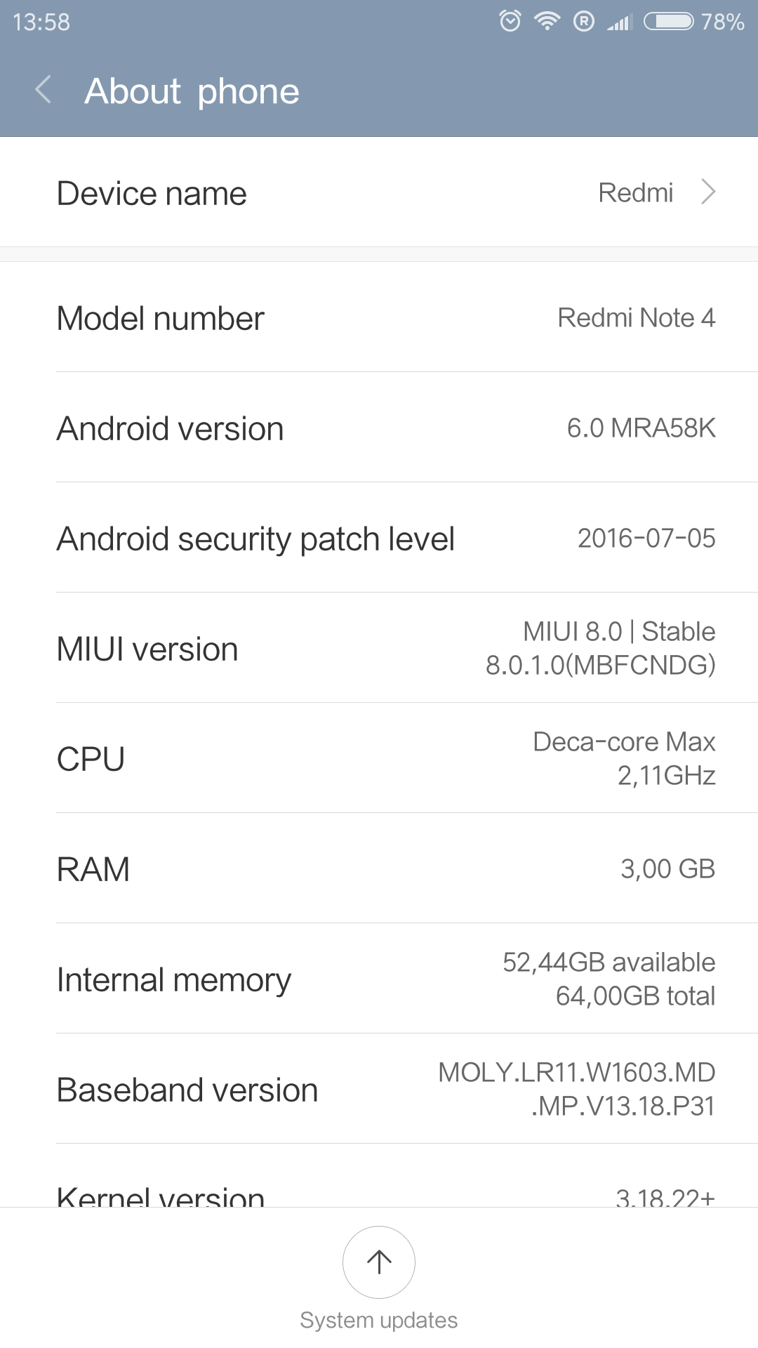 Image result for redmi note 4 miui