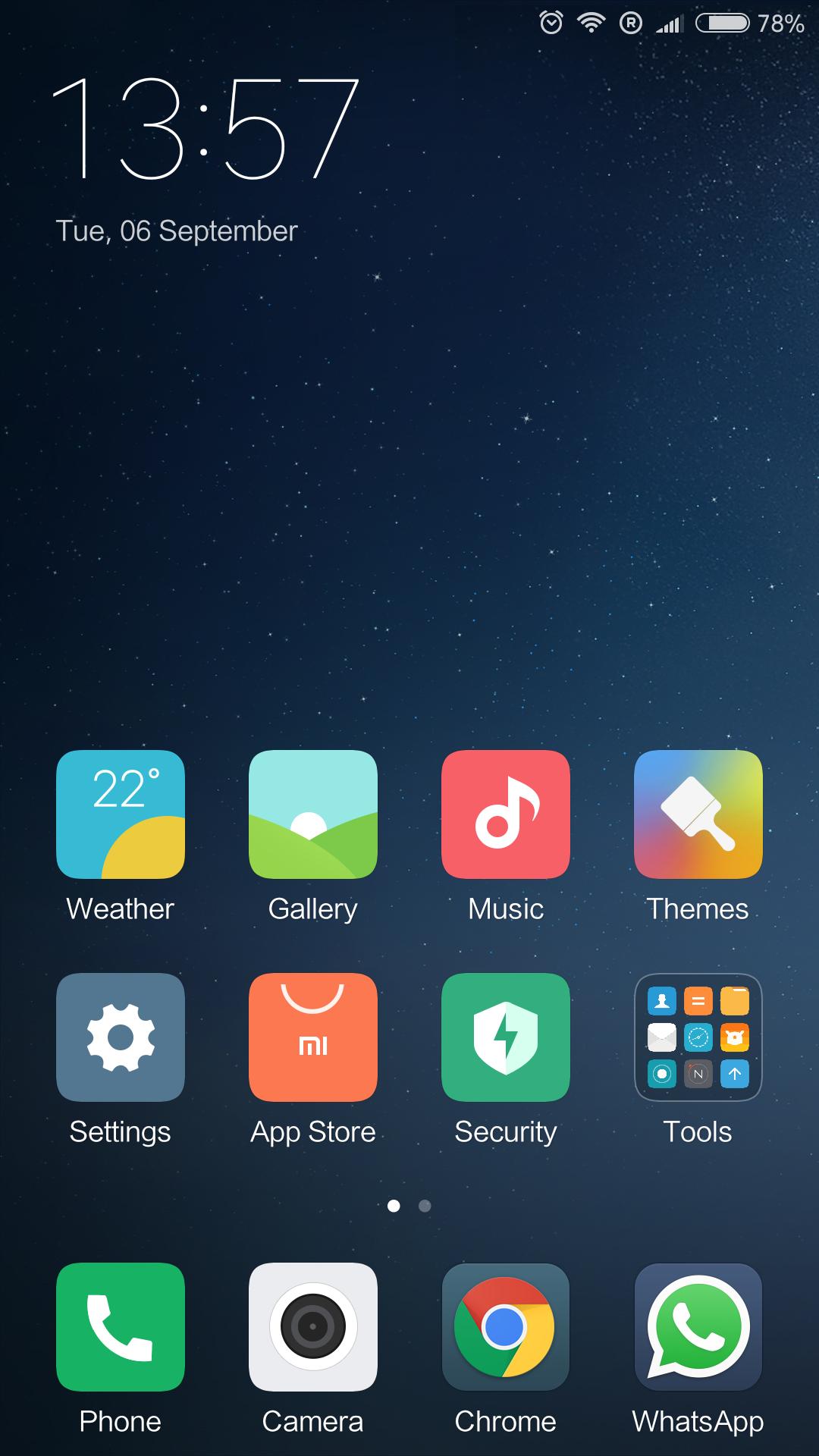 Xiaomi Redmi Note 4 MIUI Betriebssystem (6)