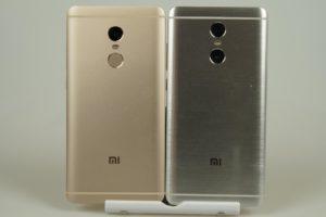 Xiaomi Redmi Note 4 und Xiaomi Redmi Pro