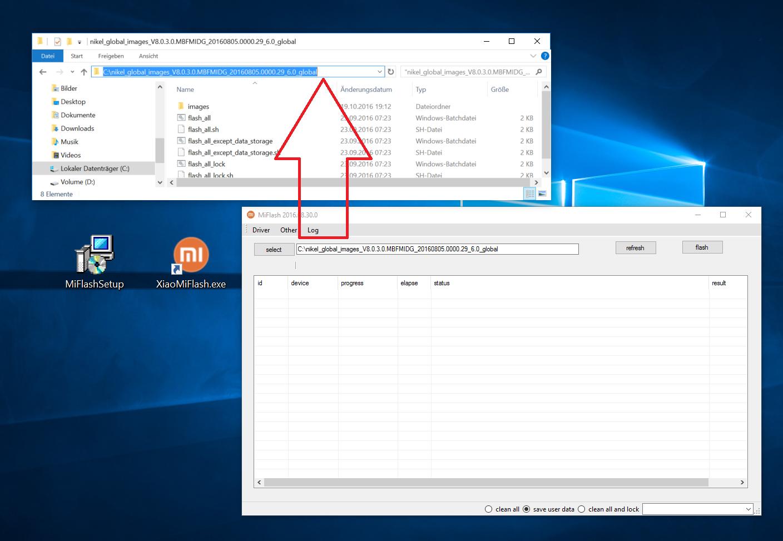 Anleitung: Fastboot Xiaomi ROM installieren - Chinahandys net
