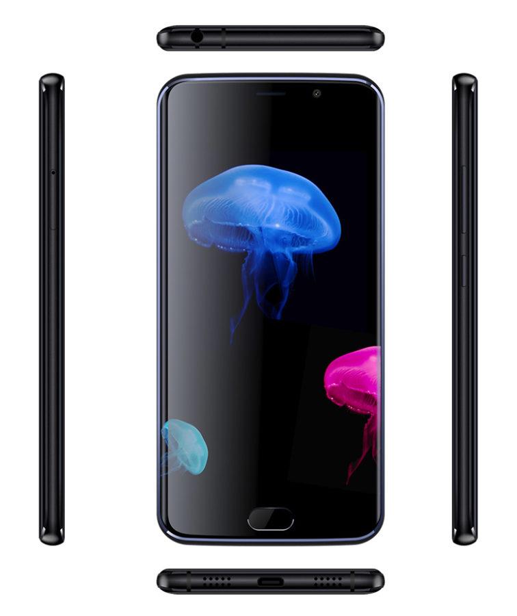 Elephone S7 Design Verarbeitung