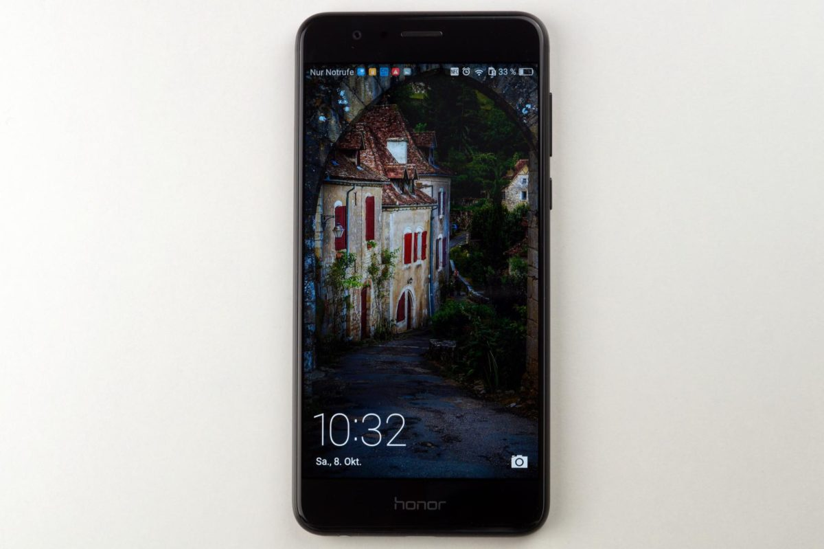 Huawei Honor 8 Lockscreen 1200x799
