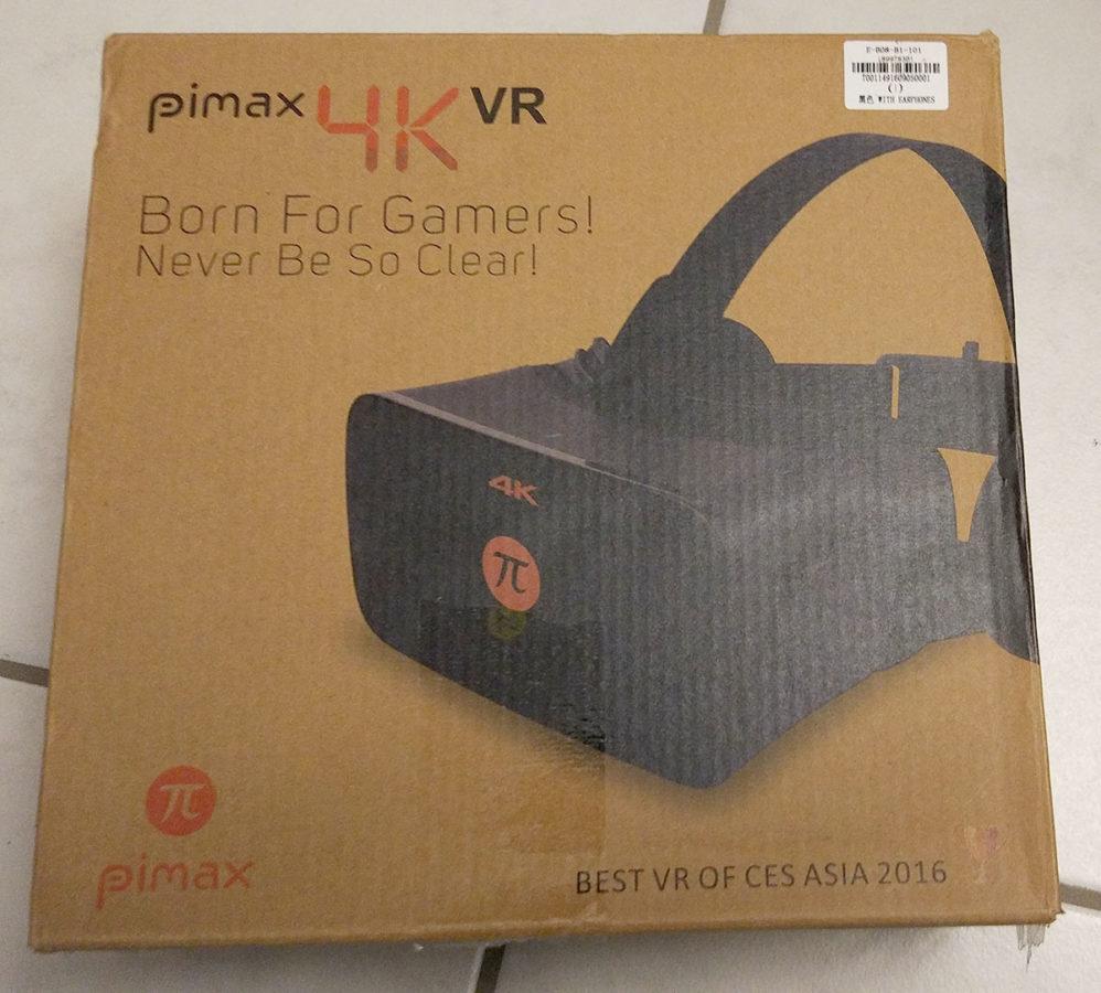 PiMAX VR 4K