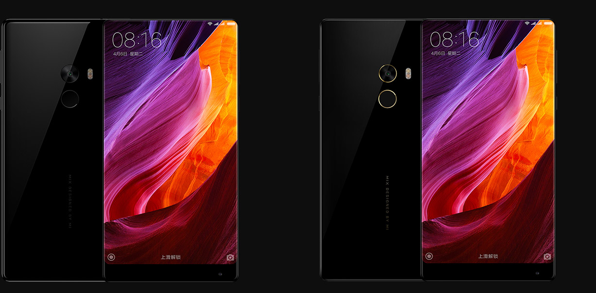 Xiaomi Mi Mix - Tolles Keramik Handy aus China
