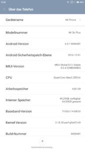 Xiaomi Mi5s Plus Global ROM 3