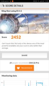 ZUK Z2 Pro 3D mark 1 169x300