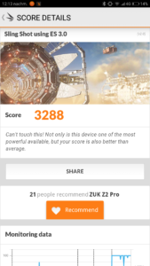 ZUK Z2 Pro 3D mark 2 169x300