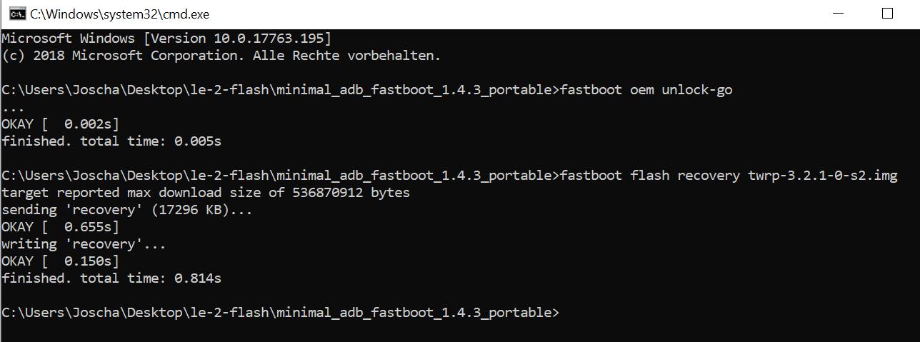 LeEco Le 2 - Custom ROM Installieren (Anleitung)