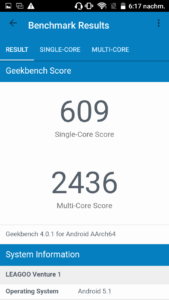 leagoo-v1-geekbench