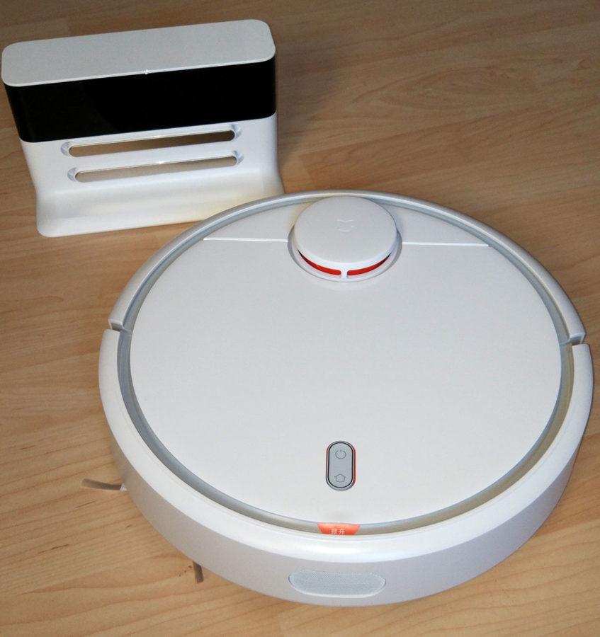 testbericht xiaomi mi robot vacuum der beste. Black Bedroom Furniture Sets. Home Design Ideas