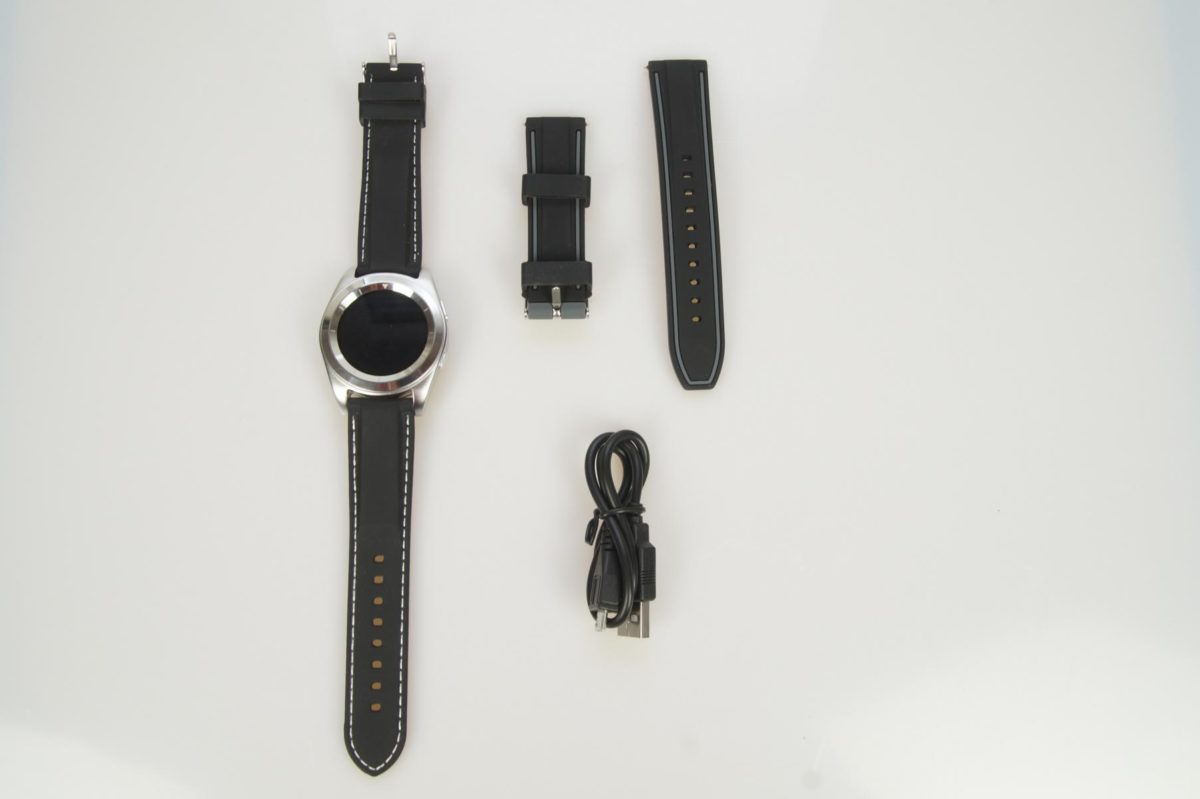 NO.1 G6 Smartwatch 11