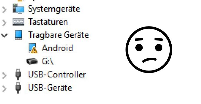 Android Geräte Manager Handy