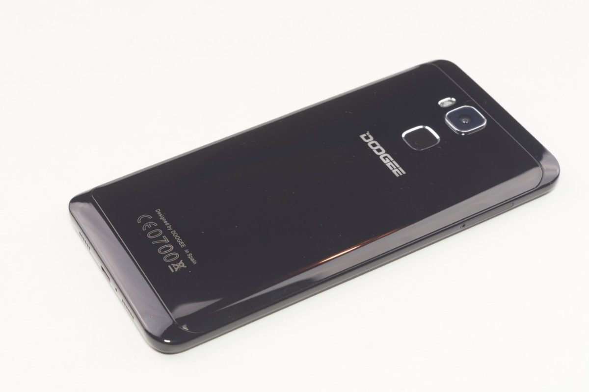 Doogee Y6 Piano Black Edition 2