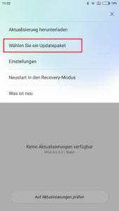 Xiaomi Redmi 4 flashen 2 169x300