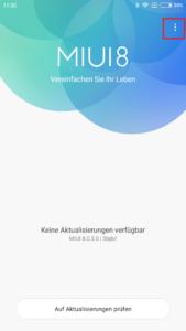Xiaomi Redmi 4 flashen 3