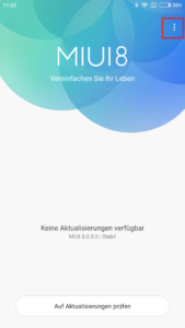 Xiaomi Redmi 4 flashen 3 169x300